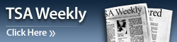 TSA Weekly.  Click here.