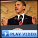 President Obama speaking at the Hispanic Chamber of Commerce