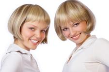 Blonde Twins