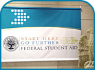 Start Here, Go Further Federal Student Aid Banner