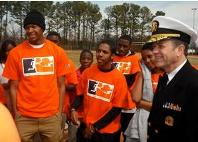 ING Run For Something Better (IRFSB) supports school-based running programs to promote healthy, active lifestyles for America's youth