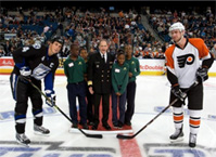 The Fit Families for Life-Healthy Nutrition and Fitness Program is a dynamic partnership among many Tampa Bay organizations, including the National Hockey League's Tampa Bay Lightning.