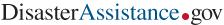 Disaster Assistance Web site link