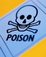 image of poison symbol