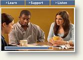Video screen grab from SAMHSA Web site