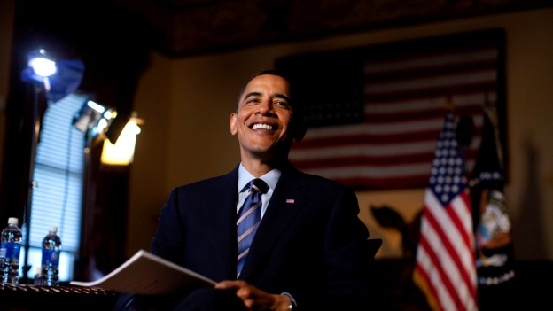 The President gives his Weekly Address on credit card reform