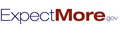 ExpectMore.gov logo