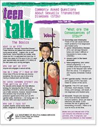 Featured Publication - Teen Talk
