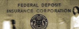 Photo of the FDIC seal