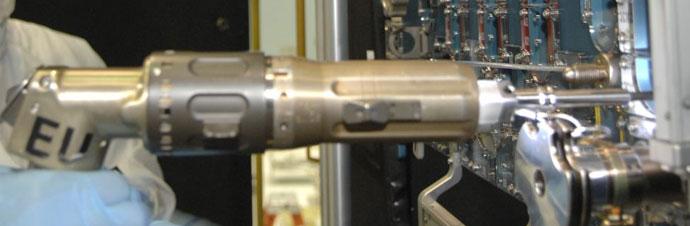Hubble Flight Tests Toolmakers