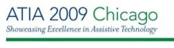 ATIA 2009 Chicago Logo
