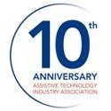 ATIA 10th Anniversary Logo