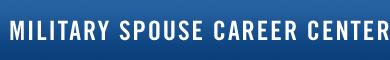 Military Spouse Career Center