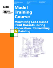Image of the Renovation and Remodeling Model Training Cover