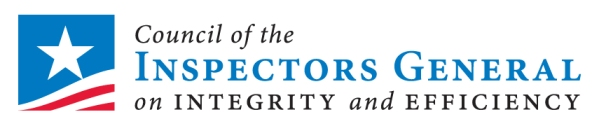 Council of Inspectors General on Integrity & Efficiency Logo