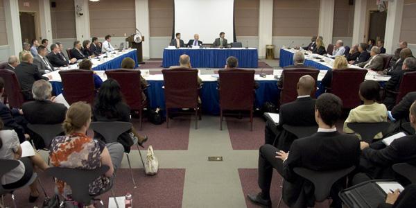 CIO Council Meeting July 15, 2009.