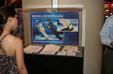 Exhibit of Michael Jackson's Patent and Trademarks