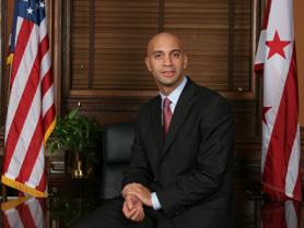 Image of Mayor Adrian M. Fenty
