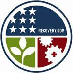 Recovery.gov logo. Visit Recovery.gov