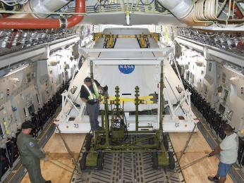 Orion flight test crew module