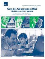 Gráfico de portada de la Guía del Consumidor de 2009