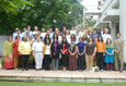 American Fulbright-Nehru Students and Fulbright Exchange Teachers in India August 17, 2009.