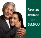 Save an average of $3,900
