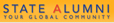 State Alumni Logo