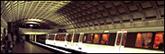 Panoramic - Washington Metro Subway