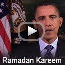 President Obama's Video Message on Ramadan