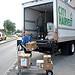 DHS-TSA-NY Photo2: July 6, 2009 Donations to Food Bank