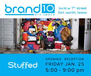 Brand 10 Stuffed - pre-opening