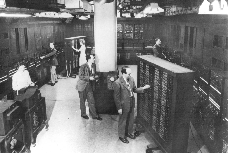 Technology-ENIAC