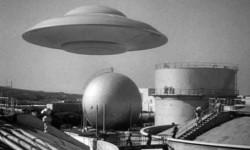 NASA fictional ufo