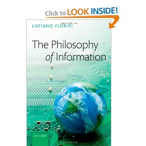 OUP Philosophy of Information at Amazon