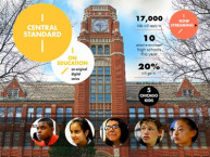 Central Standard-On Education poster