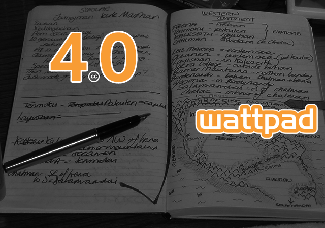 Wattpad embraces CC Version 4.0