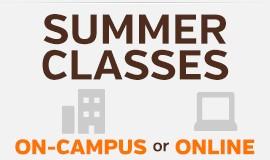 Summer Classes at BGSU