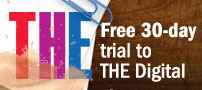 Claim a free 30-day trial to Times Higher Education digital