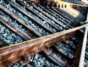 impact railroad tracks slider