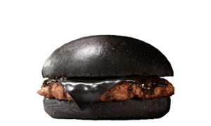 Burger King launches black burger in Japan – and no, it's not just burnt