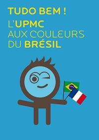 Aller à Tudo bem ! L'UPMC aux couleurs du Brésil