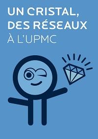 Aller à Un cristal, des réseaux à l'UPMC