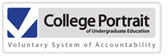 Voluntary System of Accountability Logo and Wordmark