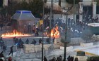 Greek bailout protesters clash with police