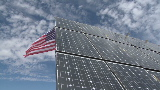 Frontline troops push for solar energy