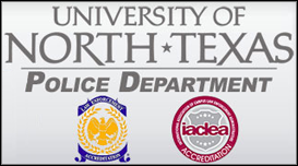 UNT Police Department accreditations