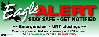 Eagle Alert - Stay Safe - Get Notified